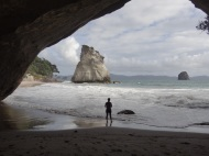 Cathedral Cove II, Coromandel
