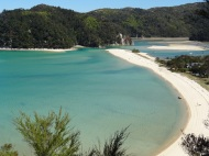Torrent Bay Village, Abel Tasman Nationalpark