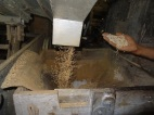 Old school rice mill