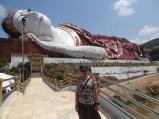 Largest reclining Buddha statue