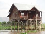 Service Publique: Post auf dem Inle See