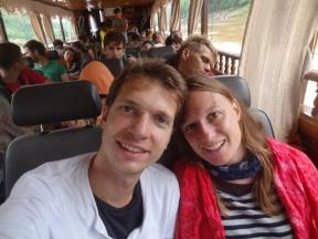 Auf dem Slow Boot nach Luang Prabang