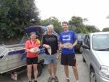 Nach dem Fischen mit Rex in Whangarei