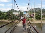 Brücke von Tiong Bu'u nach Tiong Ohang