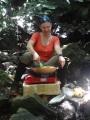 Letztes Mittagessen im Dschungel