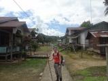 Einlauf in Tanjung Lokan