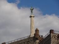 Das Wahrzeichen von Belgrad