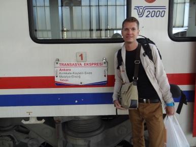 Der Trans Asia Express