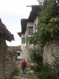 Typical house in Berat