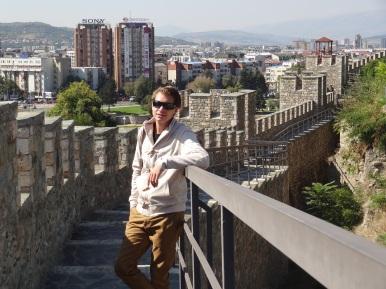 Aussicht von der Stadtburg