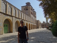 and another angle on the Golestan palace