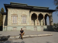 Green Palace in the Sa'dabad complex (Pahlavi)