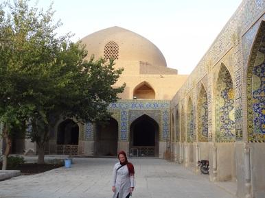 In der Shah Moschee