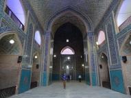 Die Jameh Moschee in Yazd