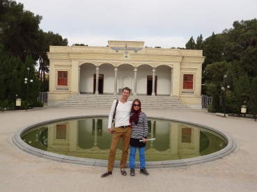Tempel der Zarathustrier