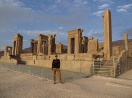Der Palast von Darius