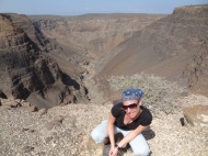 "Little ""Grand Canyon"" in Djibouti"