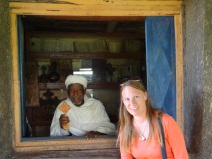 Anne mit Pfarrer