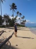 Palmen, heller Sand, naturbelassen... hoch in der Wertung