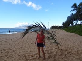 Lange Zeit unser Favorit als schönster Strand auf Maui