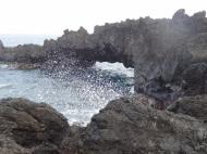 Von diesem Steinbogen übers Meer habe ich während 8 Jahren gehört und nun endlich gesehen