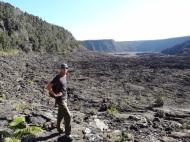 Auf dem Kilauea Iki Trail