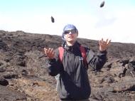 Auf dem Mauna Loa